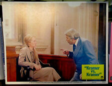 OSCAR winner Meryl STREEP, Best Supporting Actress Lobby Card KRAMER vs. KRAMER
