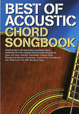 Best Of Acoustic Guitar Chord Learn to Play Piano MLC Music Book