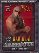 WWE Raw Deal CCG Insurrection Str Scott Stiener MINT
