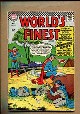World's Finest Comics #157 - 2nd Super Sons! - 1966 (Grade 2.5) WH