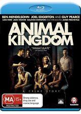 Animal Kingdom (Blu-ray, 2010, 2-Disc Set)-REGION B - Brand new-Free postage