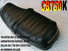 CB750K 1979 Limited Edition seat cover C/W Strap, Honda CB 750 CB750 Four 227A
