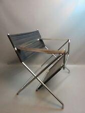 Vintage Designer Klappstuhl Bauhaus Design Marcel Breuer Model B4