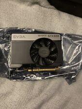 EVGA GeForce GTX 650