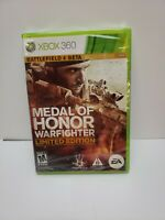 Medal Of Honor Warfighter Limited Edition - XBOX 360