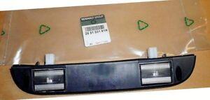 Pour KANGOO II 2008 - Éclairage Plaque Immatriculation II OE 265103161R TOP