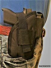 Gun Holster For KIMBER Ultra Carry II With Laser Attachment & Built-In Mag