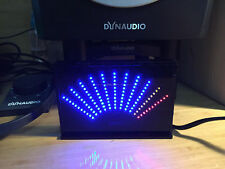 finished UV Audio Level Meter Indicator LED Amplifier Music Spectrum Analyzer