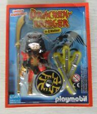 Playmobil dragón-guerreros nuevo & OVP edición limitada original personaje ritterburg caballero