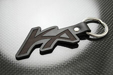 Ford KA Leather Keyring, Keychain Schlüsselring Porte-clés Duratec SportKa Mk1