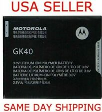 OEM New Battery GK40 Motorola G4 G5 Play E4 XT1607 XT1609 XT1765 XT1766 CRUISE