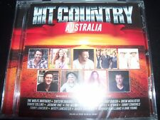 Hit Hit Country Australia CD (O'shea The Sunny Cowgirls Wolfe Brothers) - NEW