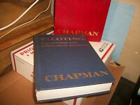 Chapman Piloting, Seamanship and Small Boat Handling 1974 DELUXE EDITION!