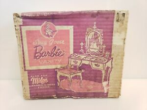 Vintage Mattel Suzy Goose Barbie Vanity 1963 436-439 USA HTF