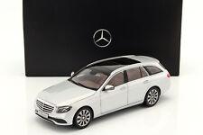 Mercedes-Benz E-Klasse S213 T-Modell iridium silber 1:18 iScale