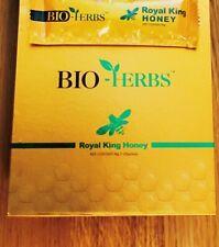 🍯 BIO HERBS3x30G Miel Aphrodisiaques Original deMalaisie Promo Royal King Honey