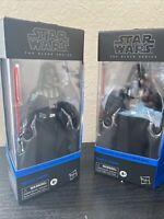Hasbro Star Wars The Black Series Darth Vader 6 inch Action Figure - E9365