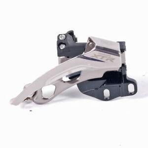 Shimano XTR FD-M980E MTB Front Derailleur 3x10-speed Silver