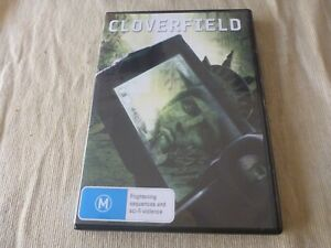 Cloverfield -  2 Disc Edition (2x DVD, 2008) Region 4 Mike Vogel Jessica Lucas