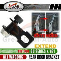for Nissan Patrol GU Y61 Rear Door Upgrade Steel Bracket From AU