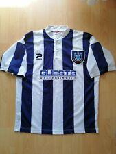 West Bromwich Albion WBA Vintage Home Fußball Trikot 1995 1996 XL 42/44 Shirt