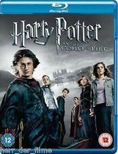 HARRY POTTER UND DER FEUERKELCH (Blu-ray) NEU