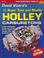 David Vizard's How to Super Tune and Modify Holley Carburetors : How to Super...