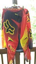 Riding GEAR FOR men waist 36 shirt XL by Fox Racing