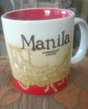Starbucks Philippine Manila Icon Calesa  mug  new ready to ship sku sticker
