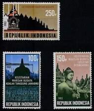 Indonesia postfris 1983 MNH 1085-1087 - Restauratie Borobudur