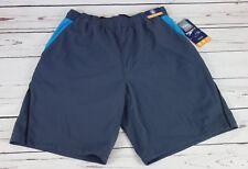 NEW Speedo Men's Sideline Tech Volley Swim Compression Shorts Granite XL $58.00