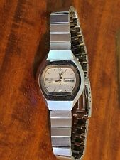 Vintage Seiko  2206-5140 automatic day/date 17 jewels  .