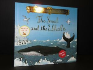 The Snail and the Whale SIGNED 2019 1st Festive Edition Julia Donaldson