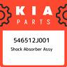 546512J001 Kia Shock absorber assy 546512J001, New Genuine OEM Part