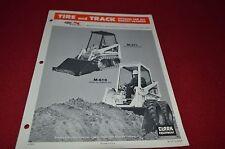 Bobcat Skid Loader Tire & Track Dealers Brochure DCPA2
