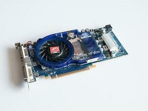 SAPPHIRE ATI Radeon HD 3870 512MB DDR4 PCIe Good Condition!