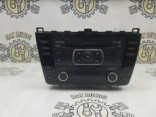2011 Mazda 6 Sport Estate Radio Stereo CD Head Unit GER4669RX / GER4-66-9RX