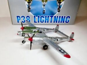 """Franklin Mint Armour Collection P38J Lighting """"Marge"""""""