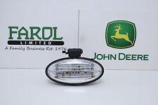 Genuine John Deere Oval LED Pedestal Mounted Flood Lamp Premium Lighting Tractor