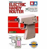 Tamiya 74042 Craft Tools Electric Handy Router japan