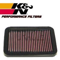 K&N HIGH FLOW AIR FILTER 33-2162 FOR SUZUKI JIMNY 1.3 16V 82 BHP 2001-