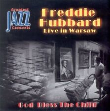 Freddie Hubbard God bless the child-Live in Warsaw (greatest jazz concert.. [CD]