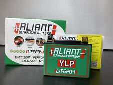 Aliant Motorcycle Bike Motorbike / Motorcycle Lithium Battery YLP12 - YT12A-BS