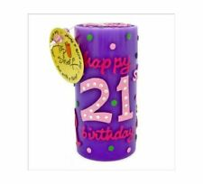 Top Shelf 21st Birthday Candle 2 Pack