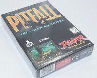 Atari Jaguar - Pitfall - Brand New Factory Sealed