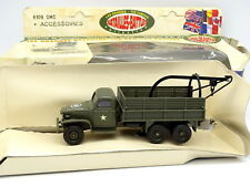 Solido Militaire 1/50 - GMC Treuil US Army 6109