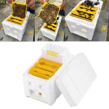 Harvest Bee Hive Beekeeping King Box Pollination Box Foam Frames Beekeeping Tool