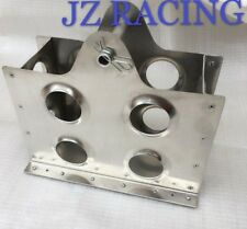 JZRacing PC680 Odyssey Aluminum Racing Battery Box Tray Hold Down, Relocation.