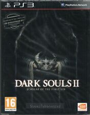 DARK SOULS II: SCHOLAR OF THE FIRST SIN GAME PS3 (2) ~ NEW / SEALED
