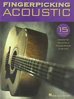 Fingerpicking Acoustic: 15 Songs Arranged for Solo Guitar in Standard Notation a